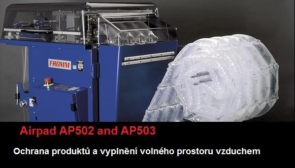 AP502 - AIRPAD ochranný a výplňový materiál
