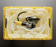 Fromm - použití vzduchových polštářů