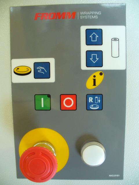 FROMM - ovijeci stroje - OP1