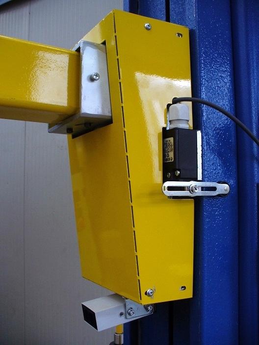 fromm - ovijeci stroje - toppress  (horní přítlak / stabilizace)