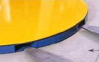 Fromm FS390 - Nakládací rampa také pro elektrický vysokozdvižný vozík
