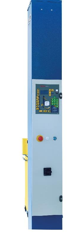 Fromm FS390 : Sloup s ovládacím panelem