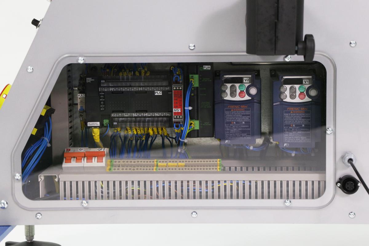 FROMM FV3xx - Řídící zařízení