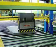 Automatické stroje na oceľové pásky
